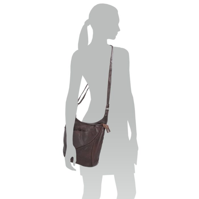 Kožená kabelka Noelia Bolger – NB 2068 H