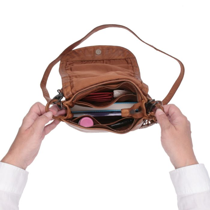 Kožená kabelka Noelia Bolger – NB 2071 C