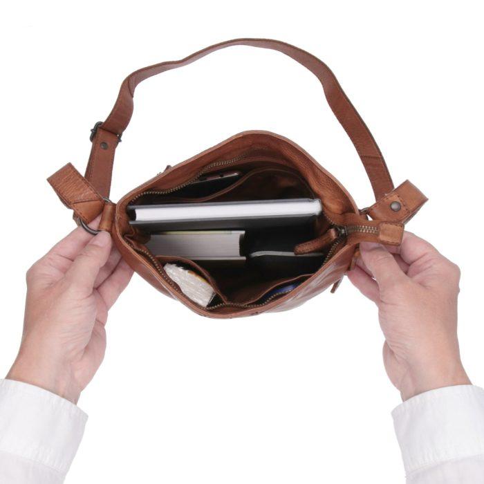 Kožená kabelka Noelia Bolger – NB 2074 C