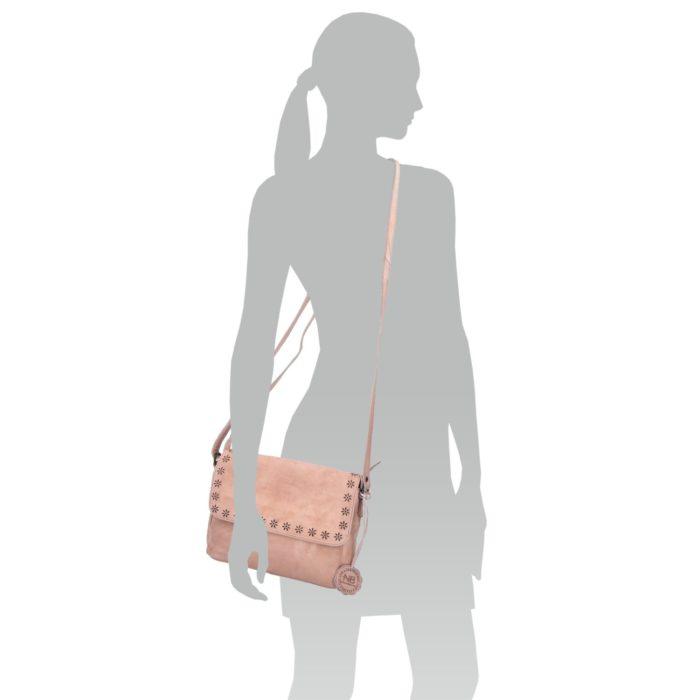 Kožená kabelka Noelia Bolger – NB 2075 R
