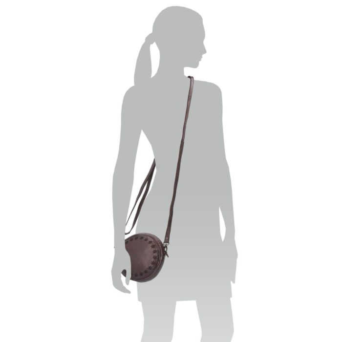 Kožená kabelka Noelia Bolger – NB 2076 H