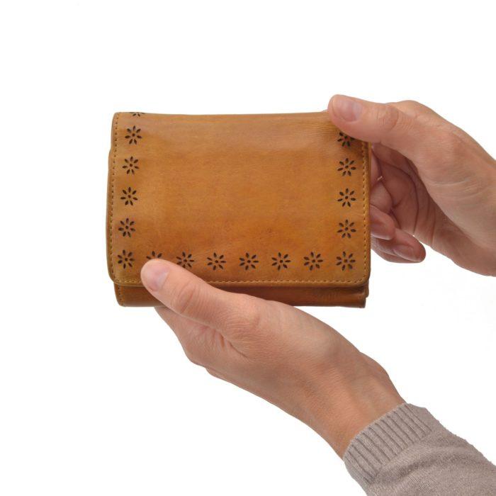 Kožená peněženka Noelia Bolger – NB 5113 ZLU