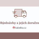 Lockdown 2020 - objednávky na kabelka.cz