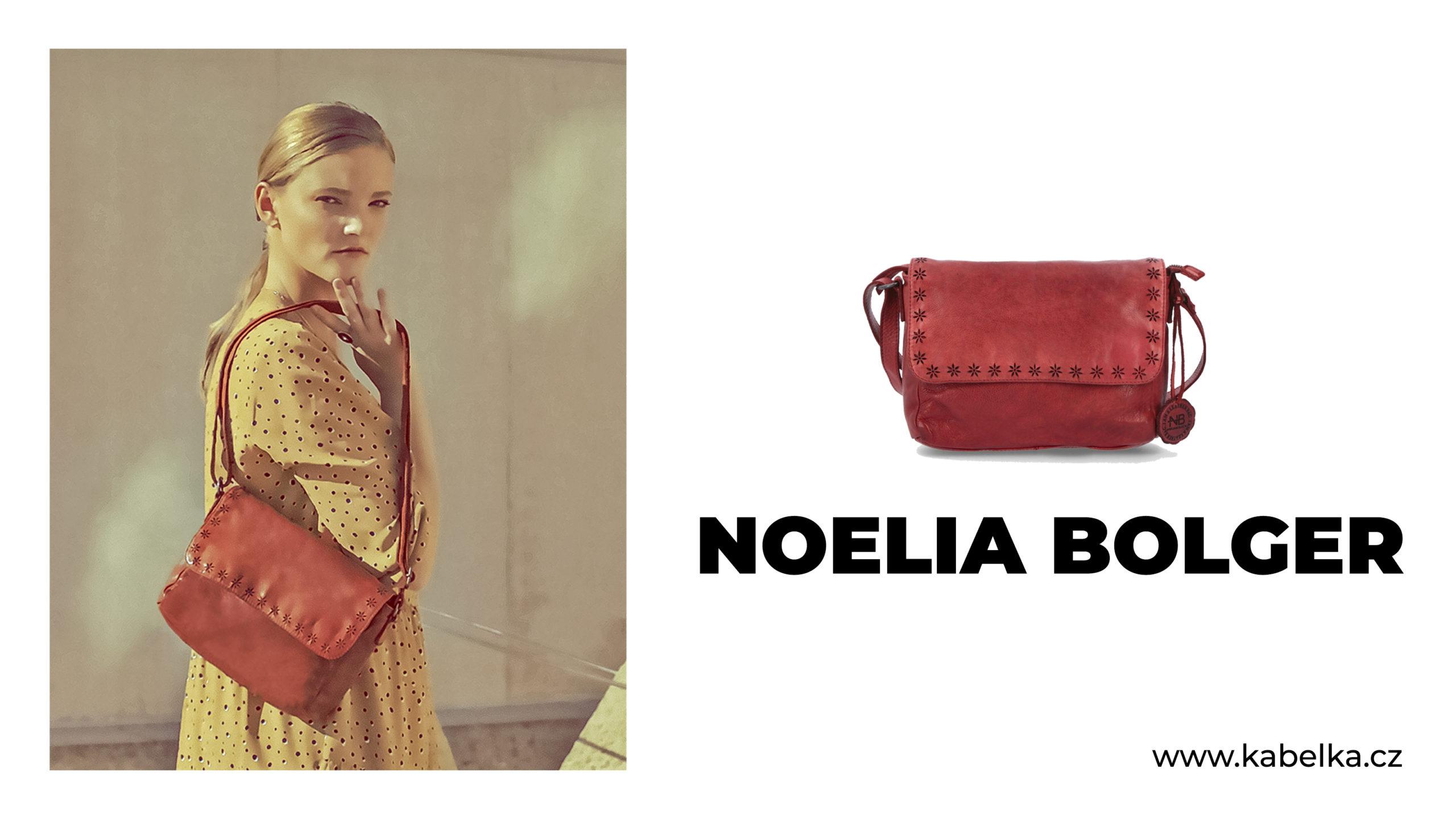 Promo video kožené kabelky a peněženky Noelia Bolger - podzim 2020