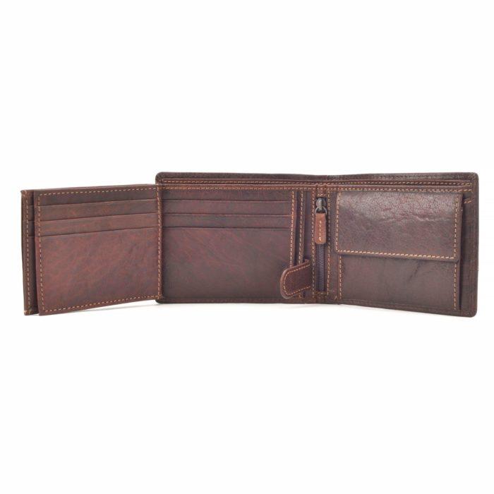 Kožená peněženka Poyem – 5221 AND H