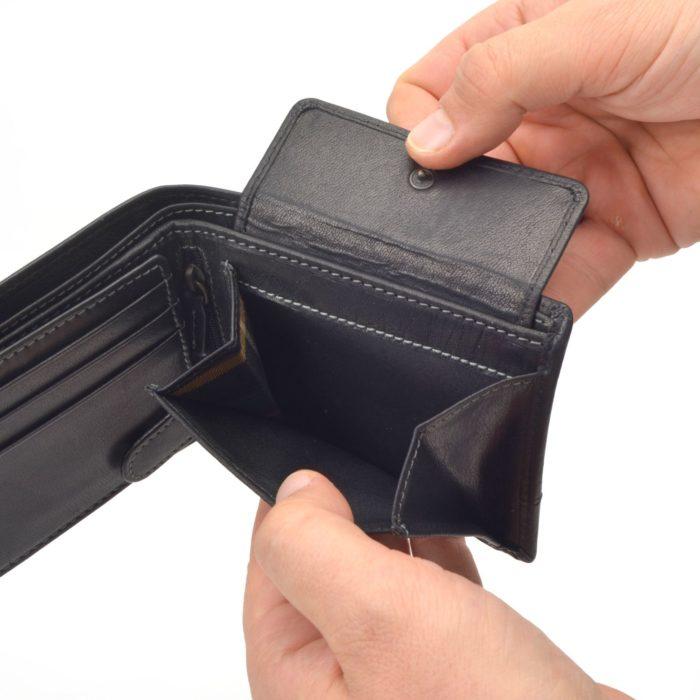 Kožená peněženka Poyem – 5222 AND C