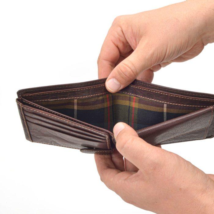 Kožená peněženka Poyem – 5222 AND H