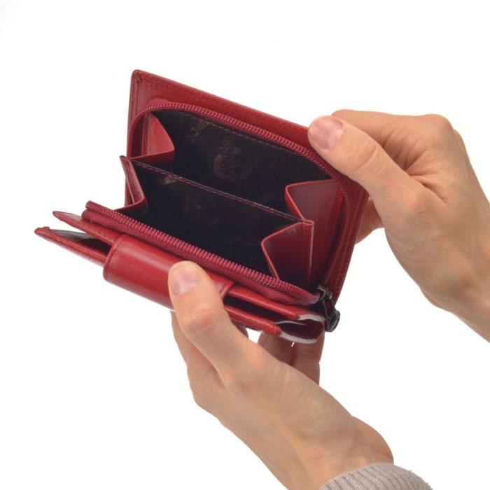 Kožená peněženka Cosset – 4404 KomodoCV