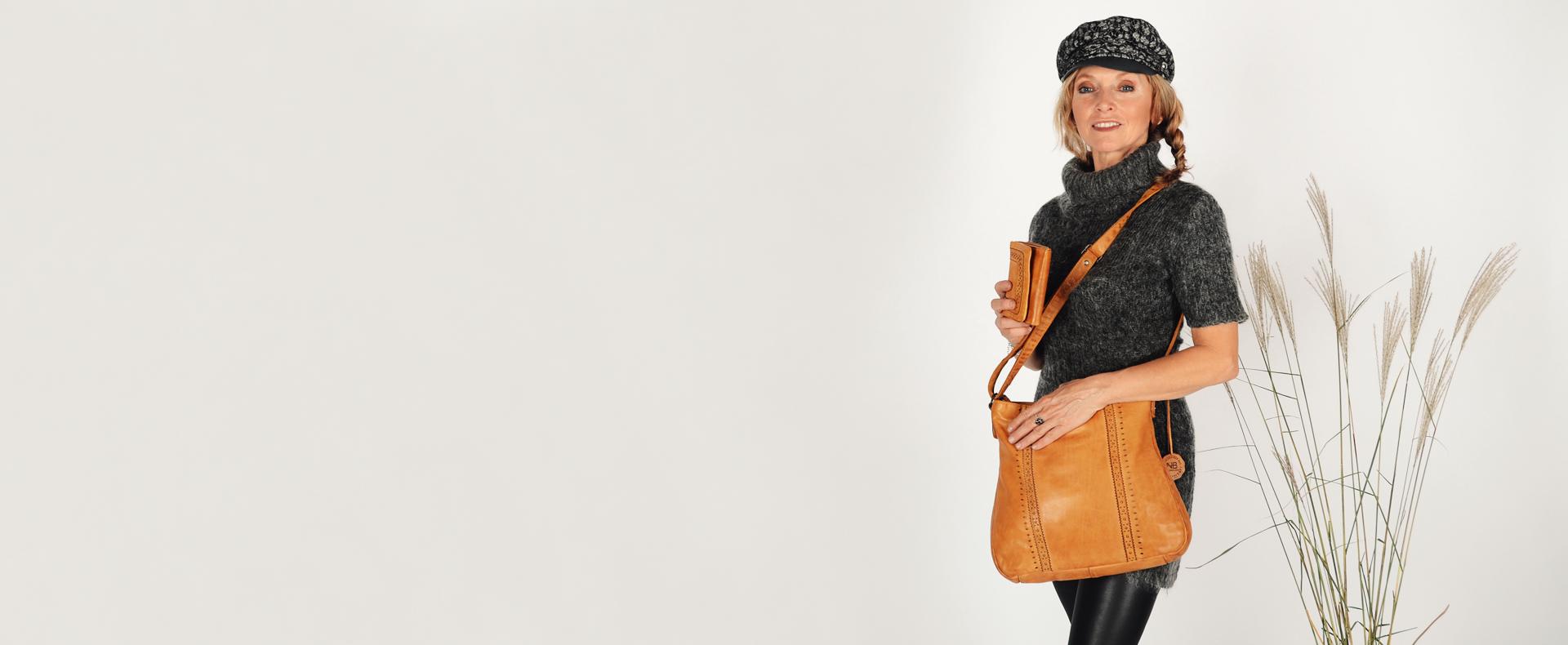 Dámské  Kožené kabelky