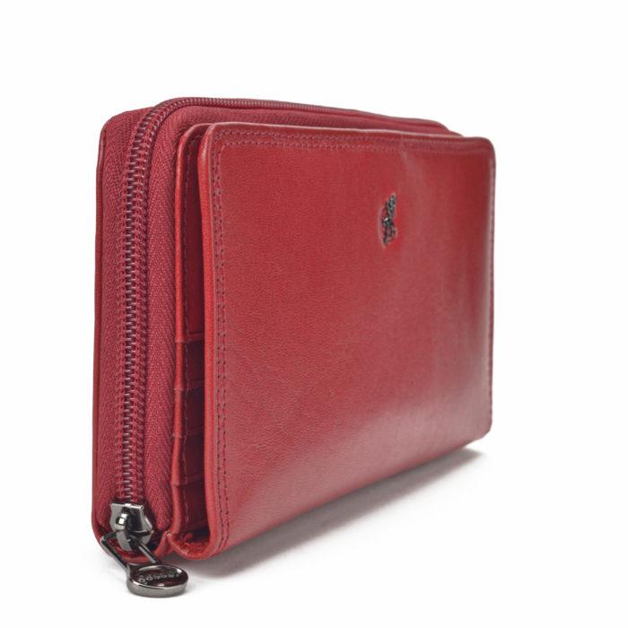 Kožená peněženka Cosset – 4401 KomodoCV