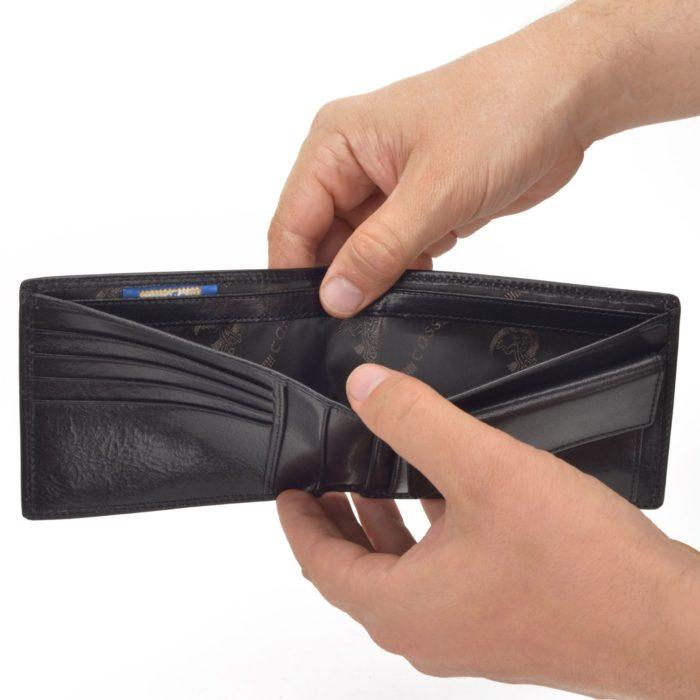Kožená peněženka Cosset – 4460 Komodo C