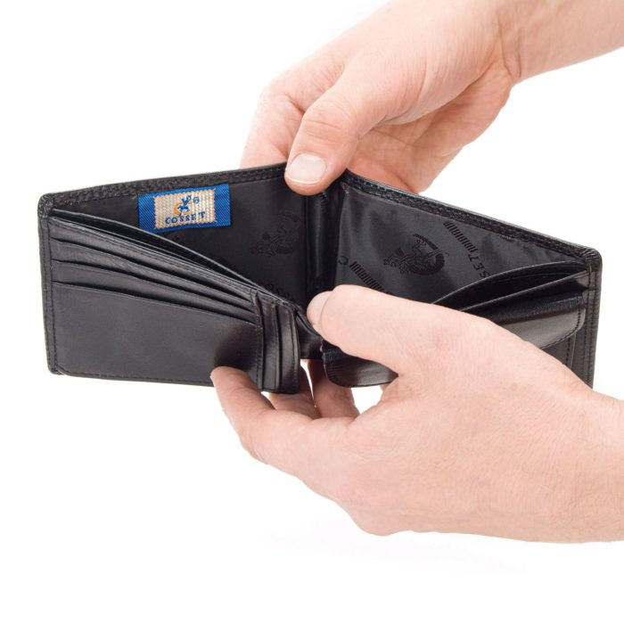 Kožená peněženka Cosset – 4471 Komodo C
