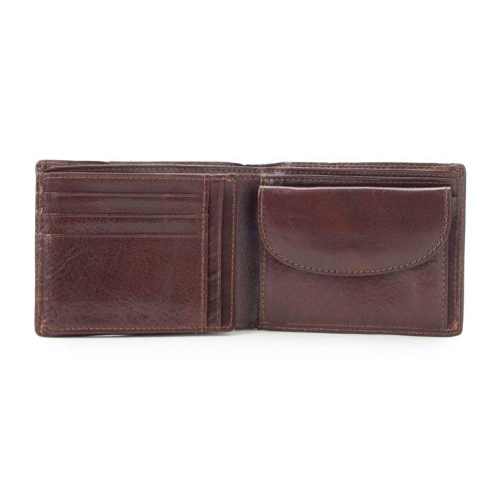 Kožená peněženka Cosset – 4471 Komodo H