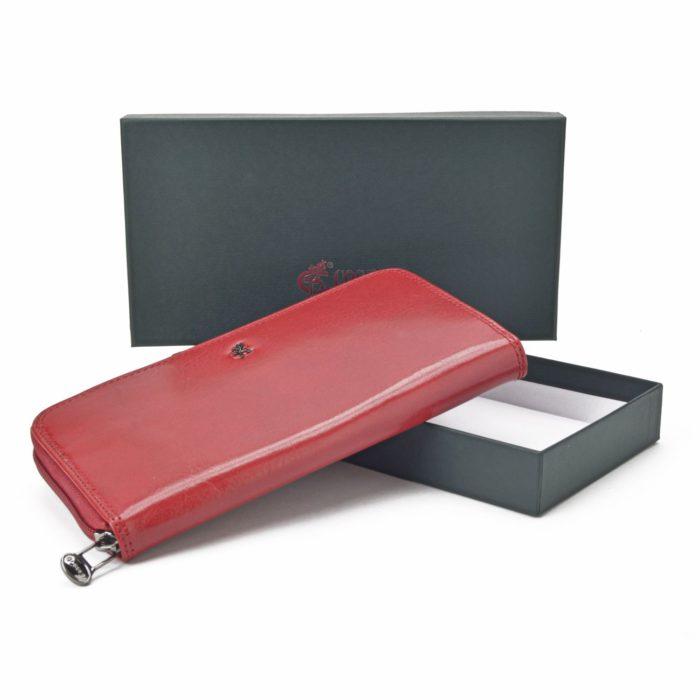 Kožená peněženka Cosset – 4492 KomodoCV
