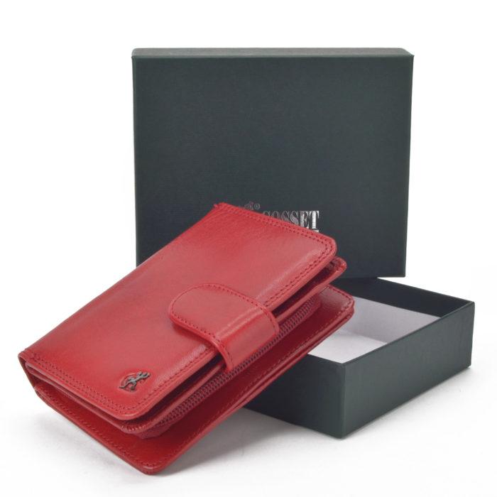 Kožená peněženka Cosset – 4494 KomodoCV