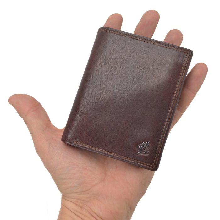 Kožená peněženka Cosset – 4501 Komodo H