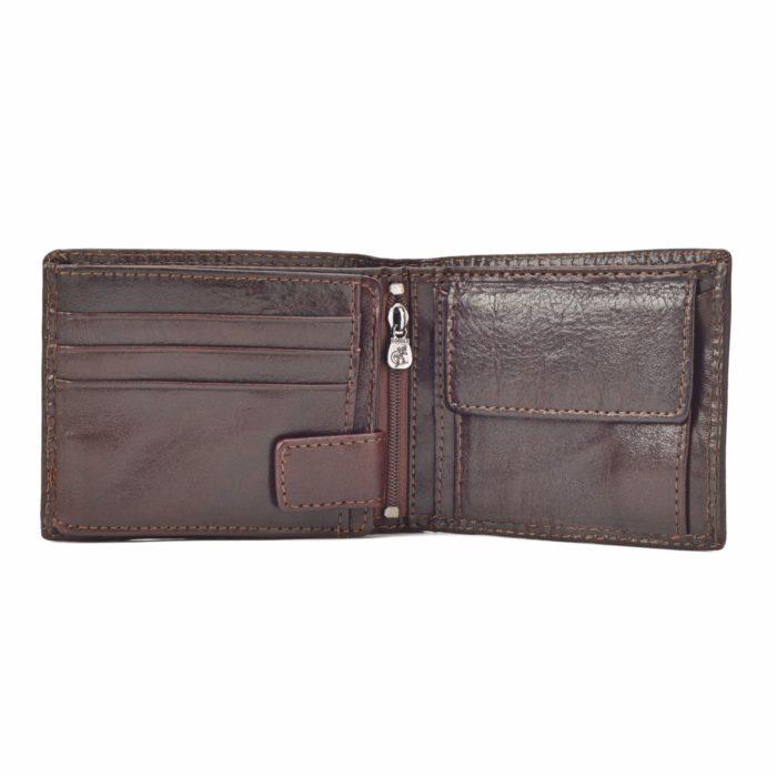 Kožená peněženka Cosset – 4503 Komodo H