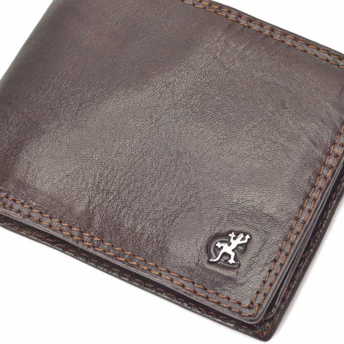 Kožená peněženka Cosset – 4505 Komodo H
