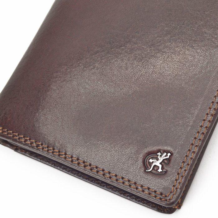 Kožená peněženka Cosset – 4506 Komodo H