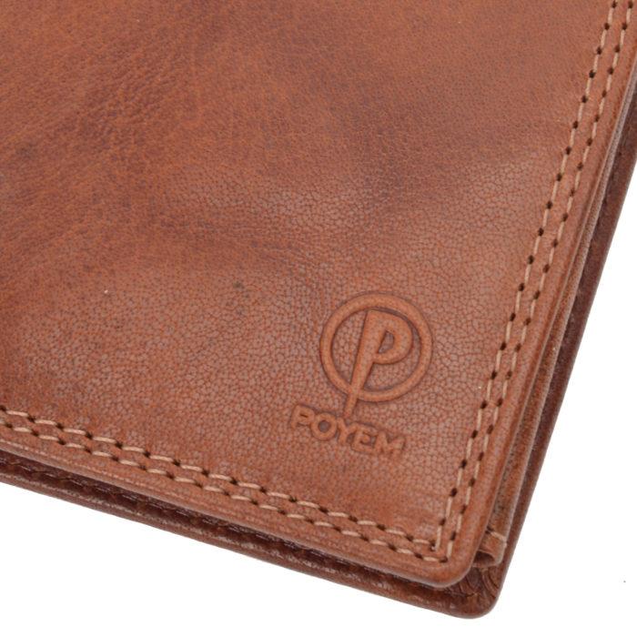 Kožená peněženka Poyem – 5206 AND KO