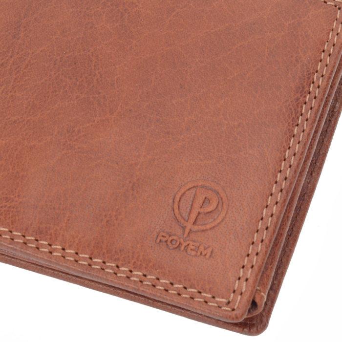 Kožená peněženka Poyem – 5208 AND KO