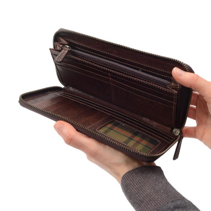 Kožená peněženka Poyem – 5213 AND H