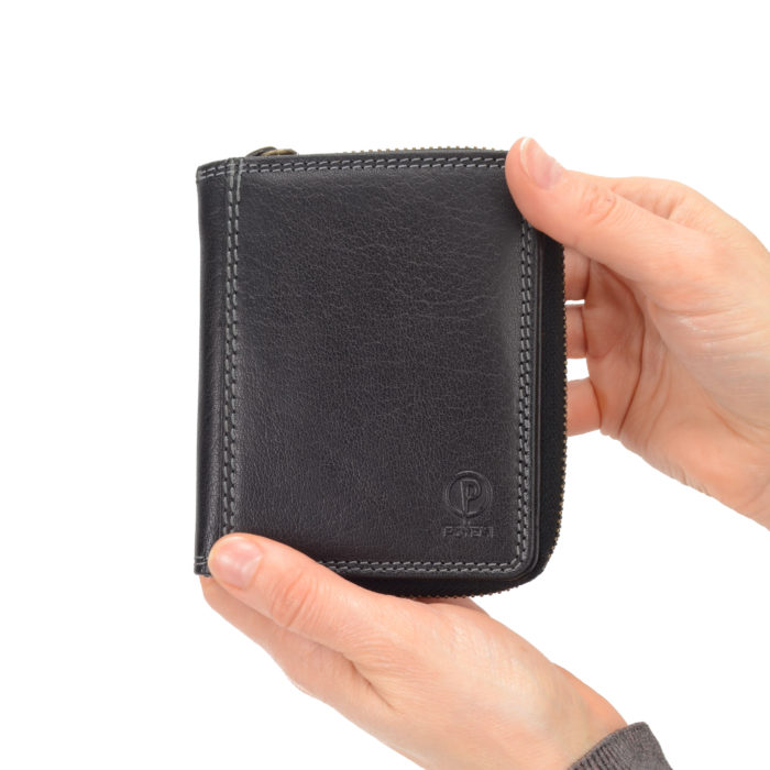 Kožená peněženka Poyem – 5217 AND C