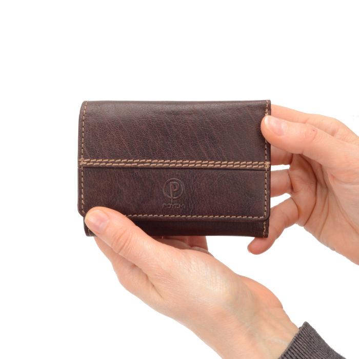 Kožená peněženka Poyem – 5225 AND H