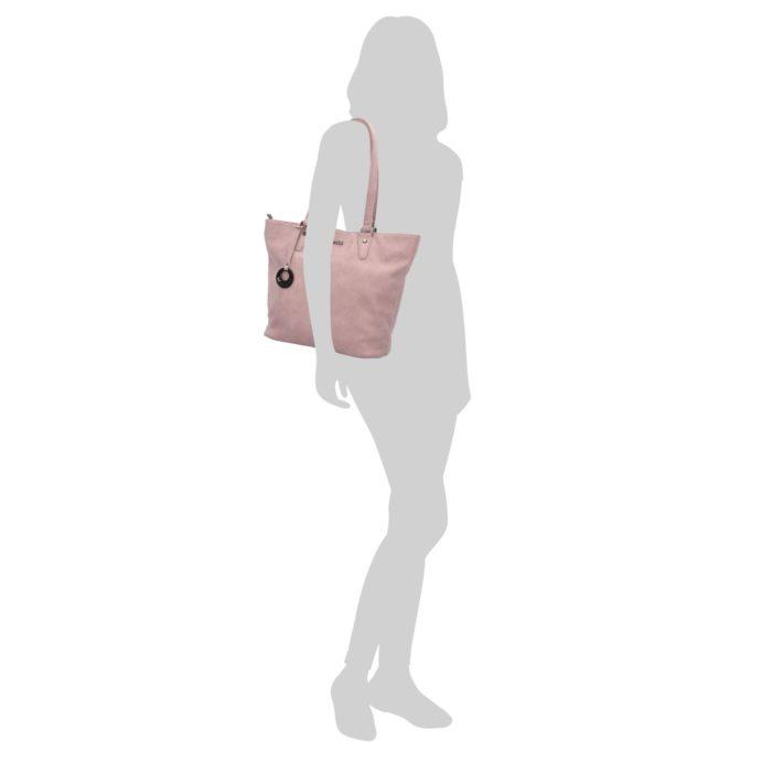 Shopperka z synetické kůže Le Sands – 4116 C