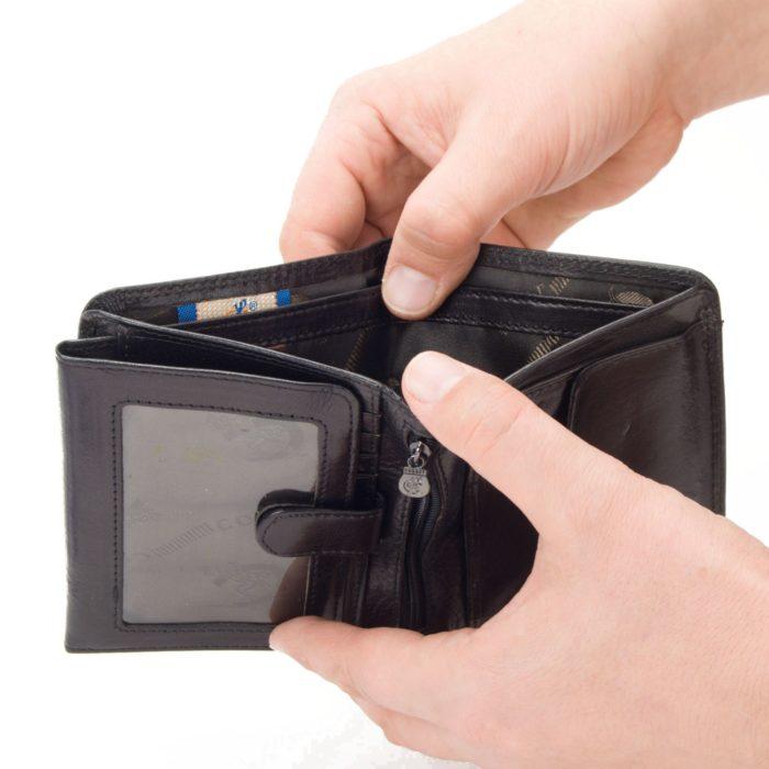 Kožená peněženka Cosset – 4416 Komodo C
