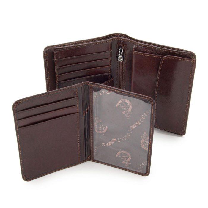 Kožená peněženka Cosset – 4416 Komodo H