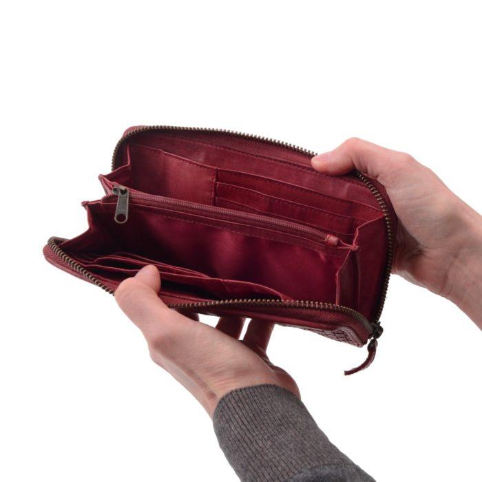 Kožená peněženka Noelia Bolger – 5108 NB CV