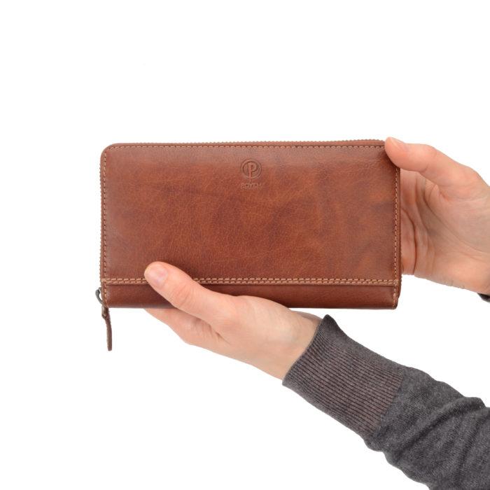 Kožená peněženka Poyem – 5212 AND KO