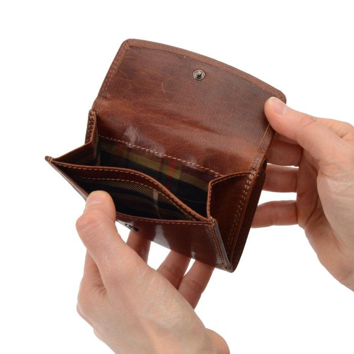 Kožená peněženka Poyem – 5216 AND KO