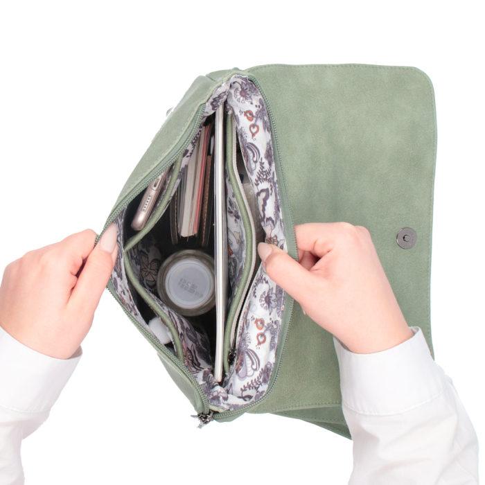 Elegantní batoh Carmelo – 4132 ZE
